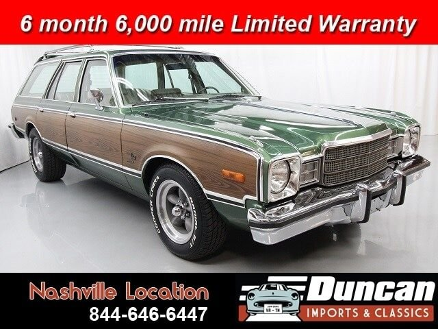 1977 plymouth volare