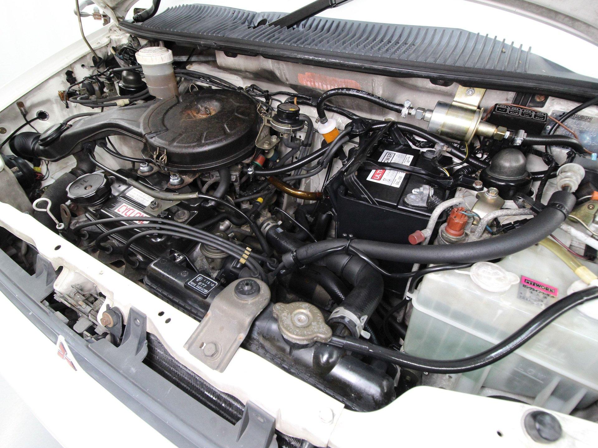 1990 Mitsubishi Minica