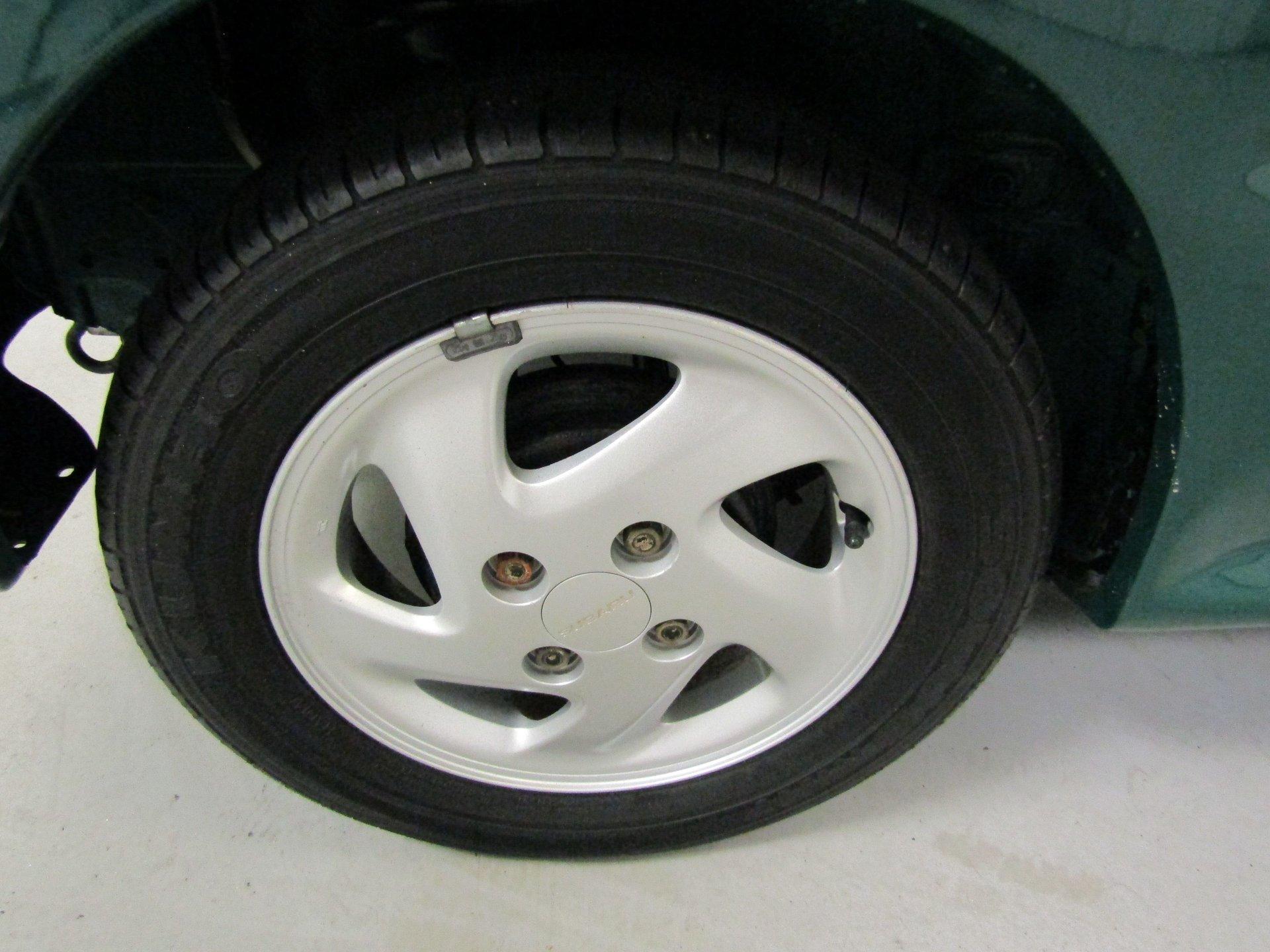 1993 Subaru Vivio