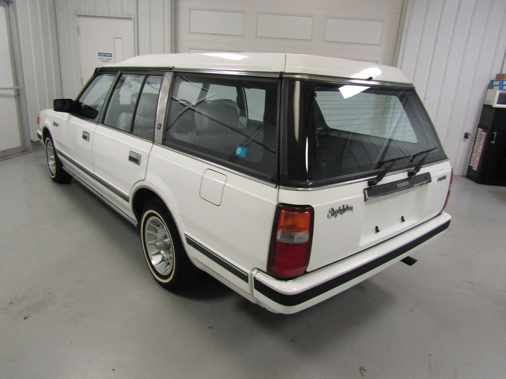 1986 Toyota Crown