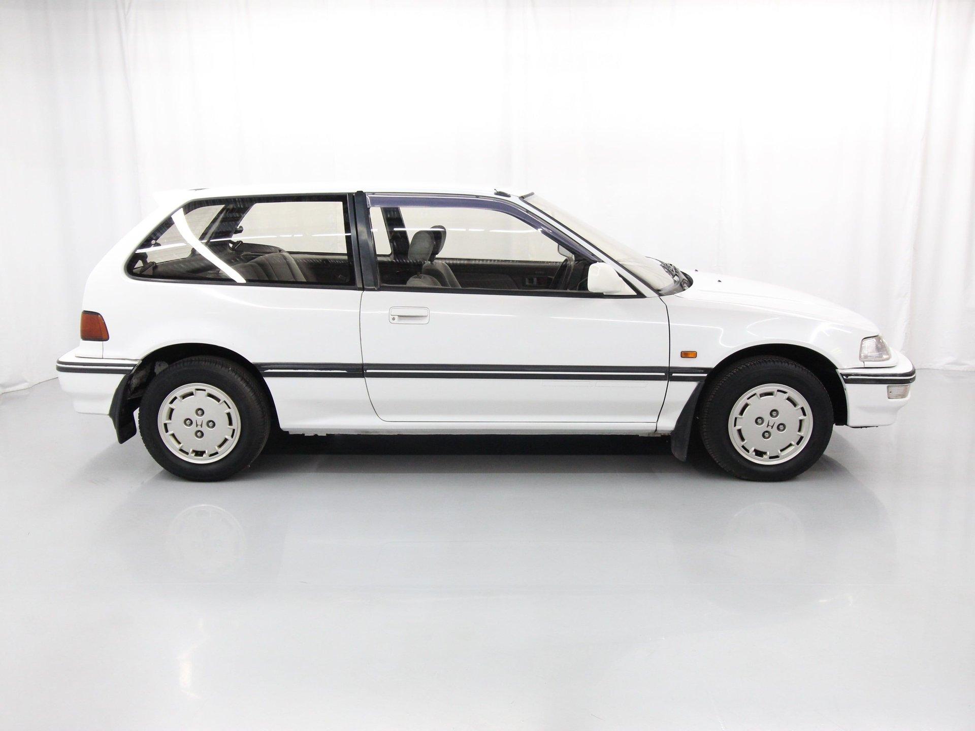 1991 Honda Civic