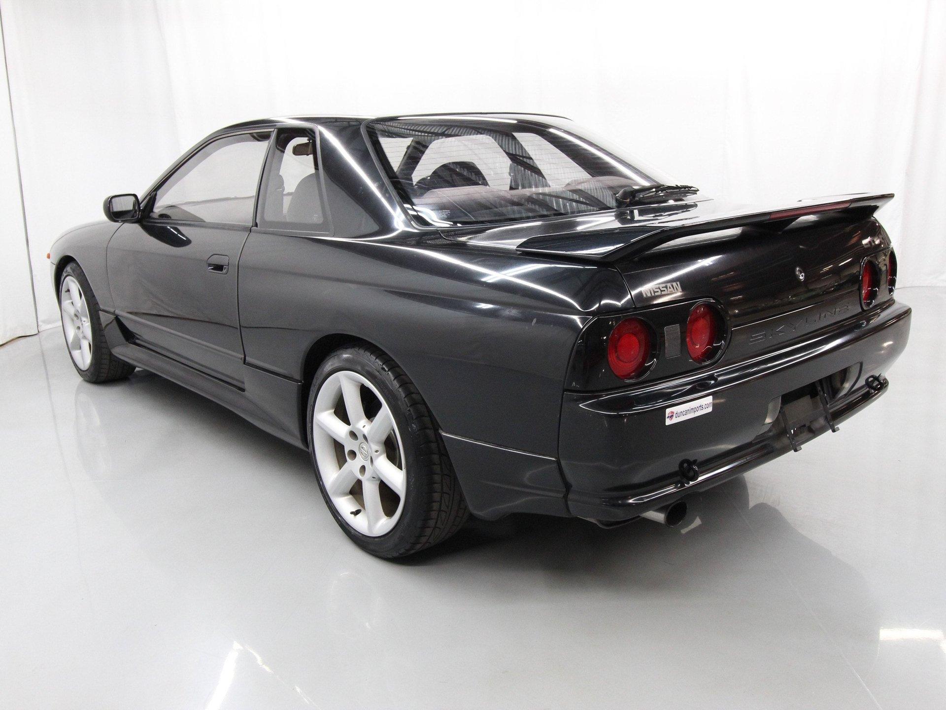 1989 Nissan Skyline