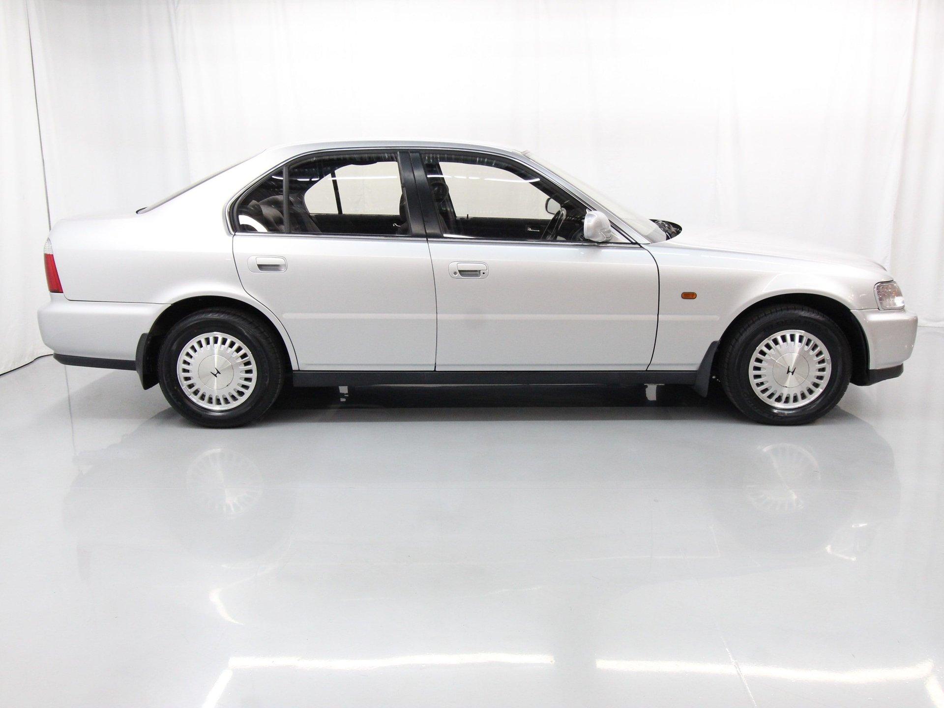 1993 Honda Ascot