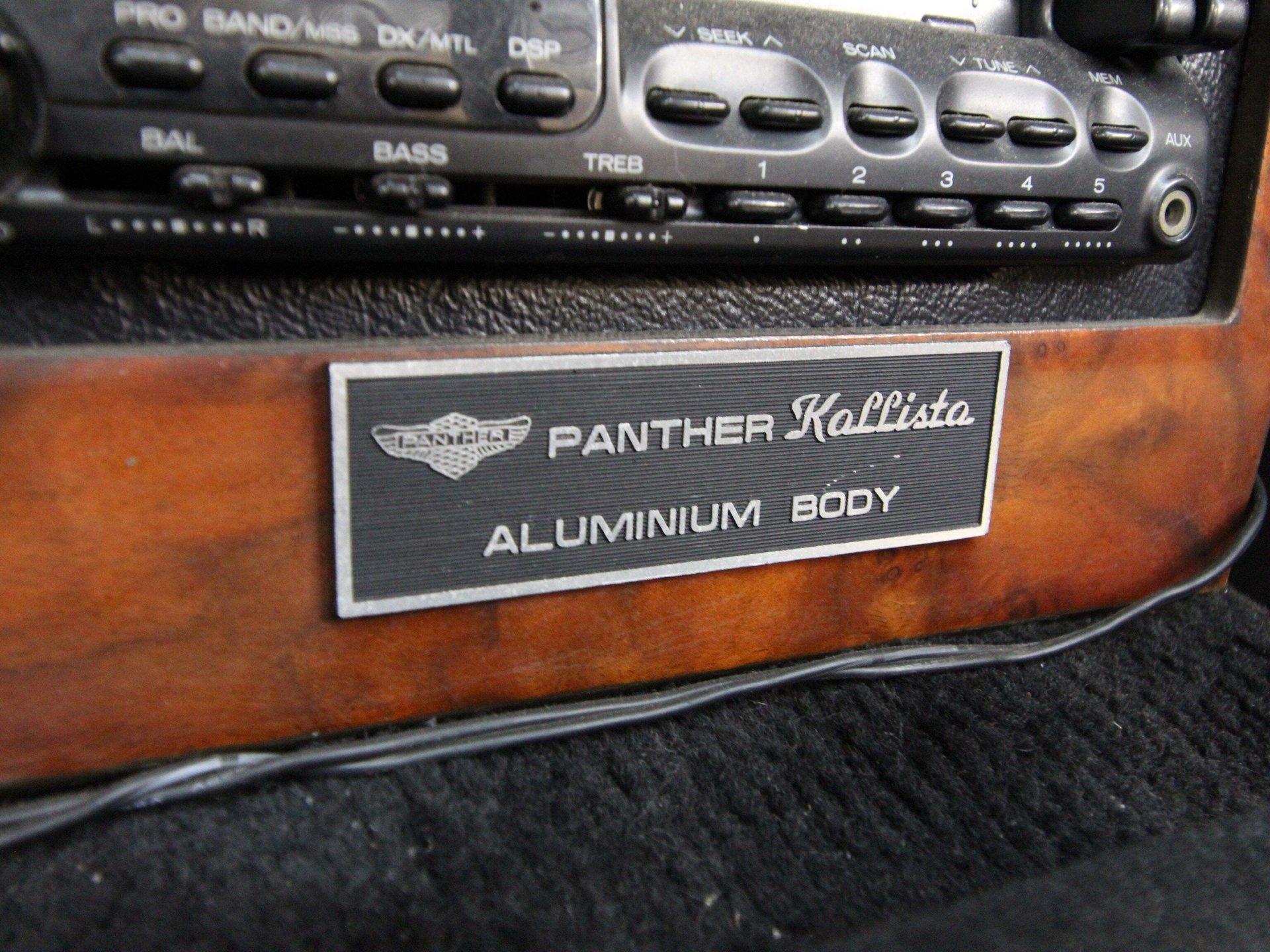 1989 Panther Kallista