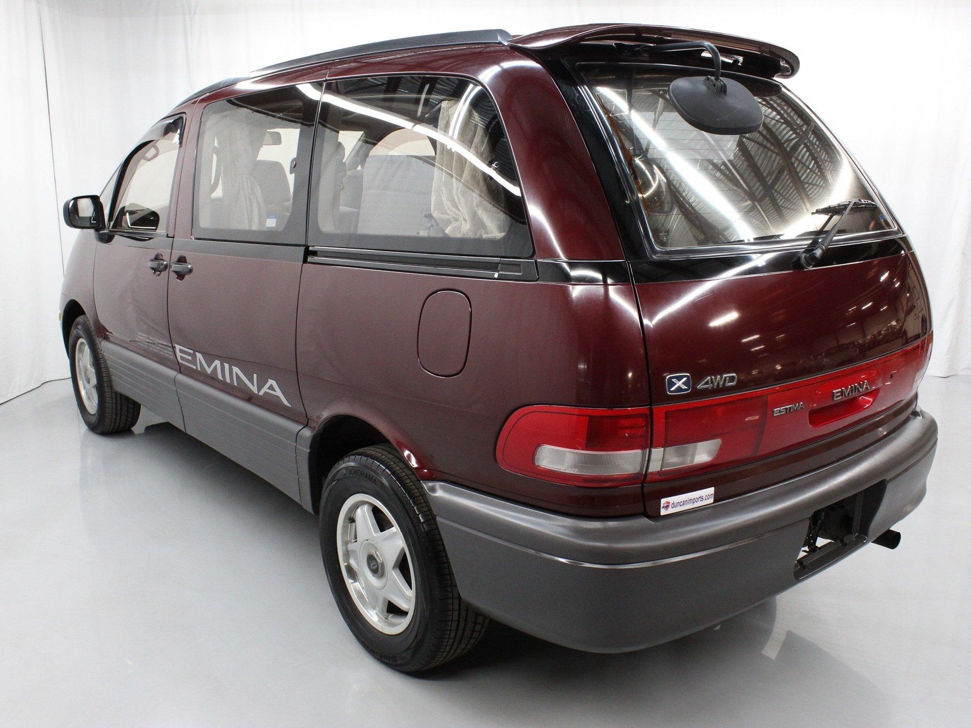1993 Toyota Estima