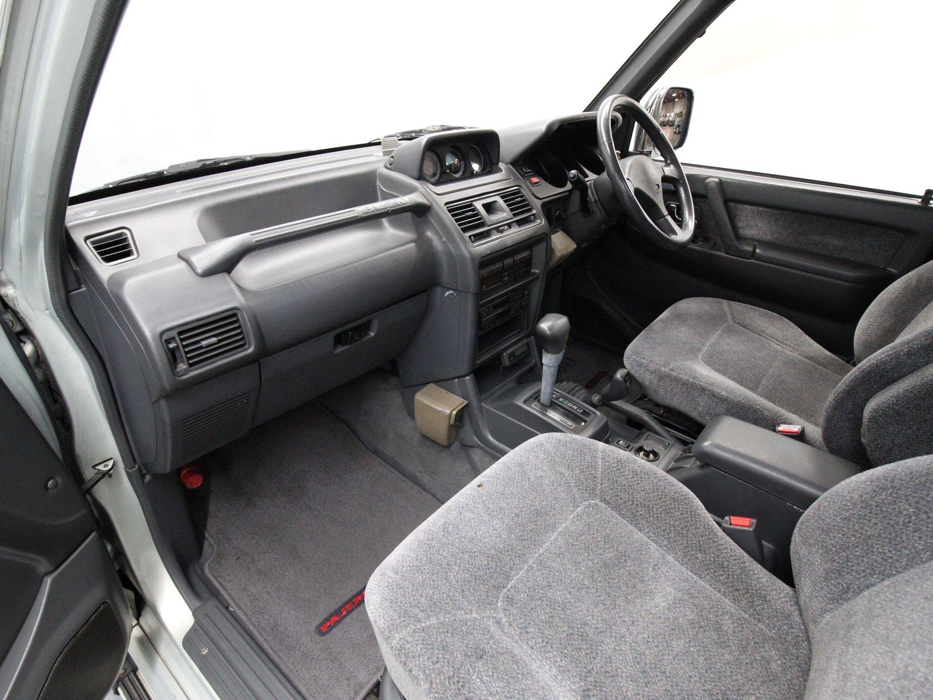 1993 Mitsubishi Pajero