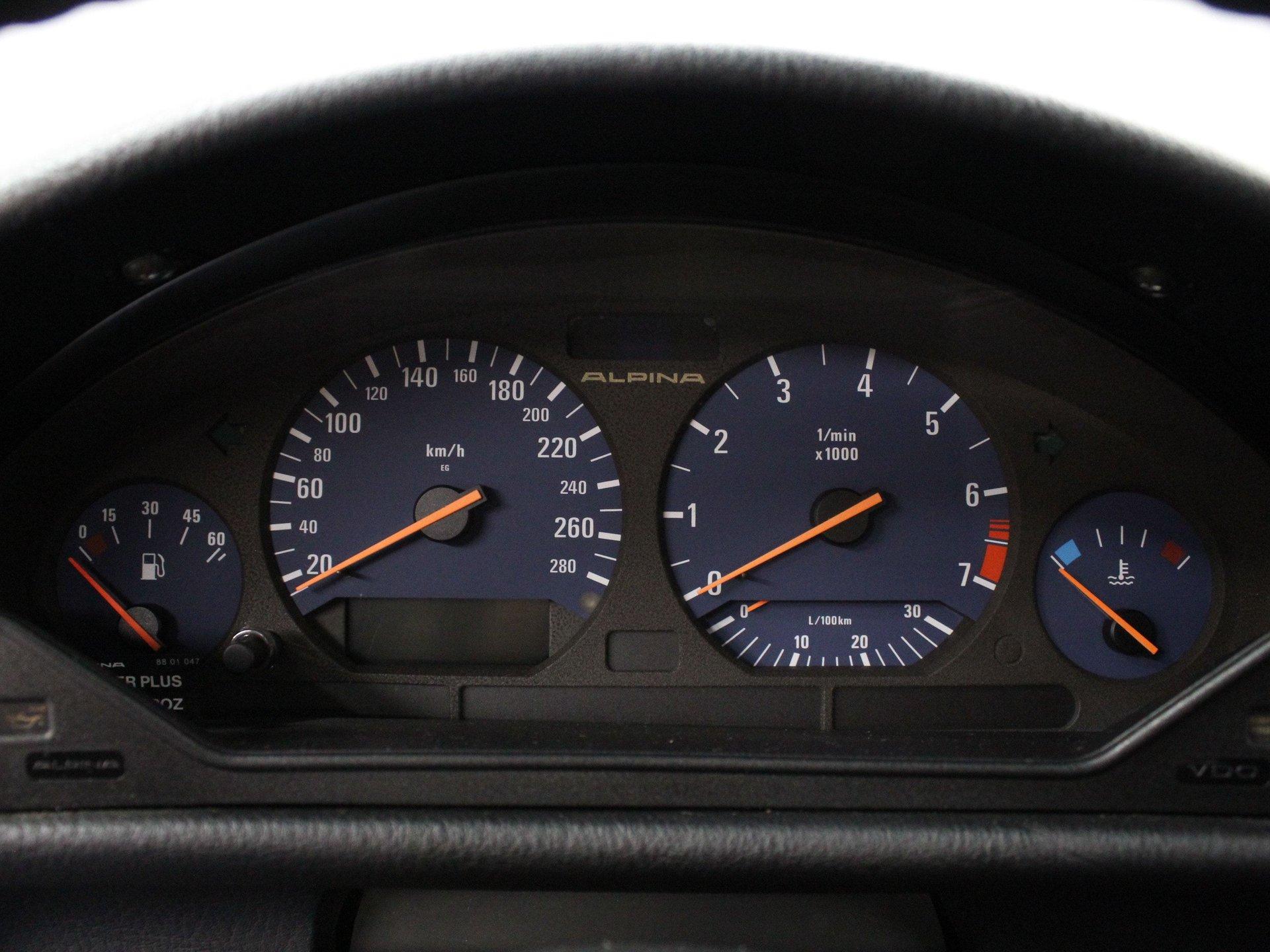 1994 BMW Alpina B3 30/1