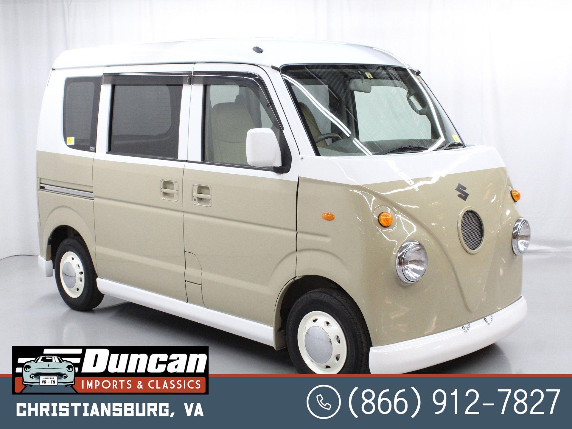 2011 suzuki every van