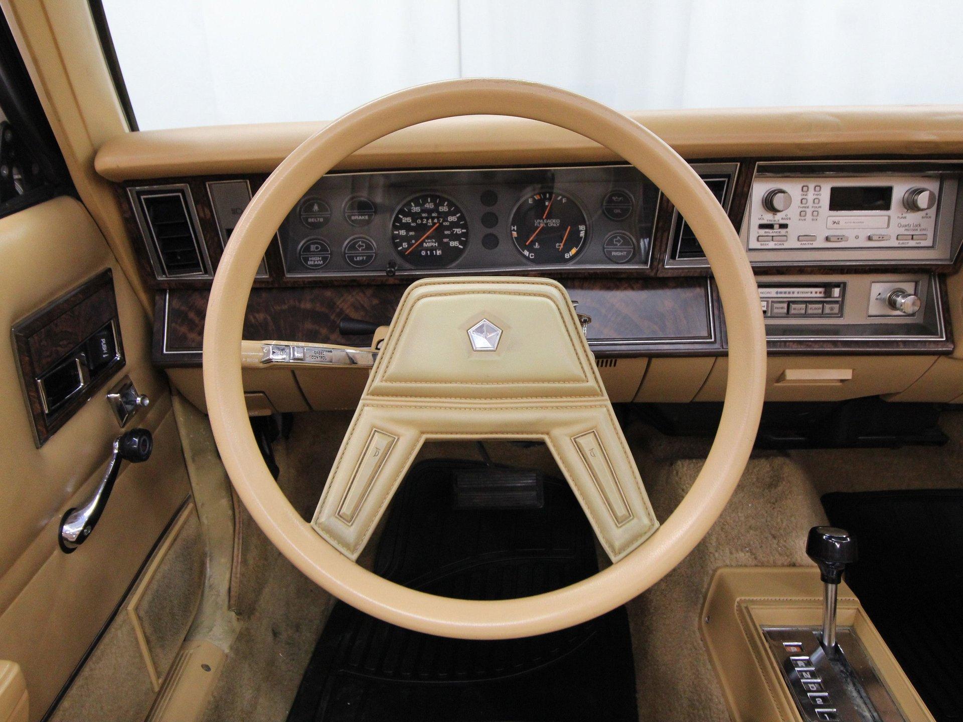 1986 Chrysler LeBaron