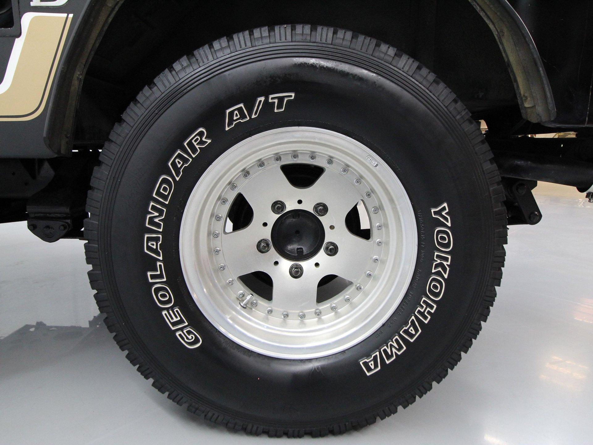 1992 Mitsubishi Jeep