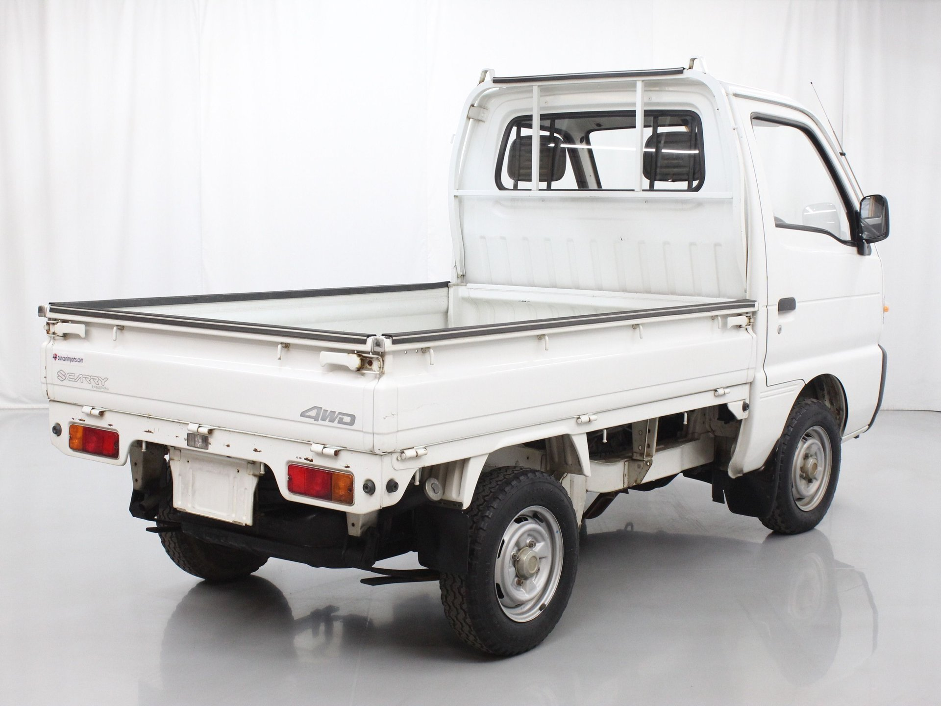 1993 Suzuki Carry