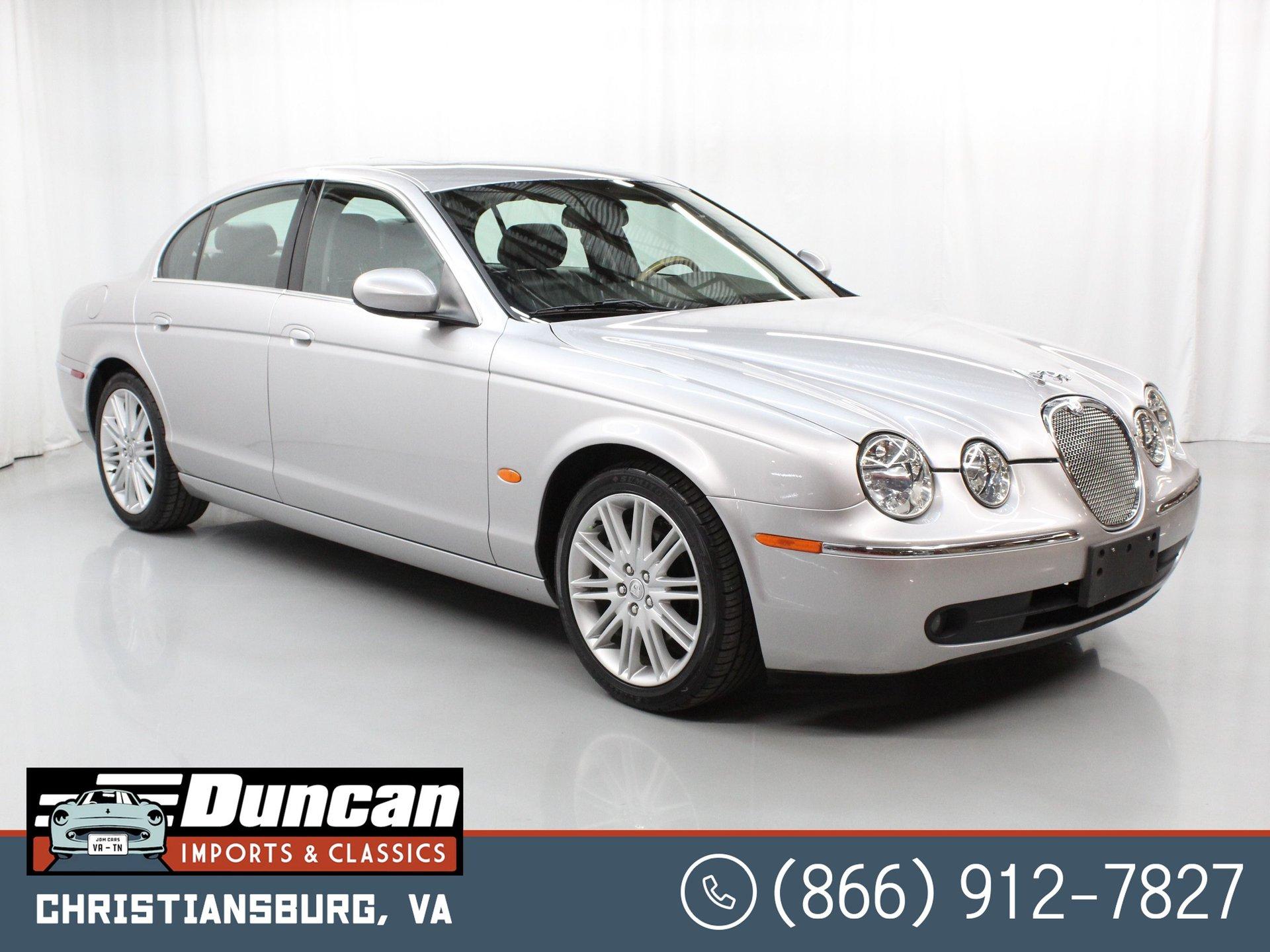 2005 jaguar s type