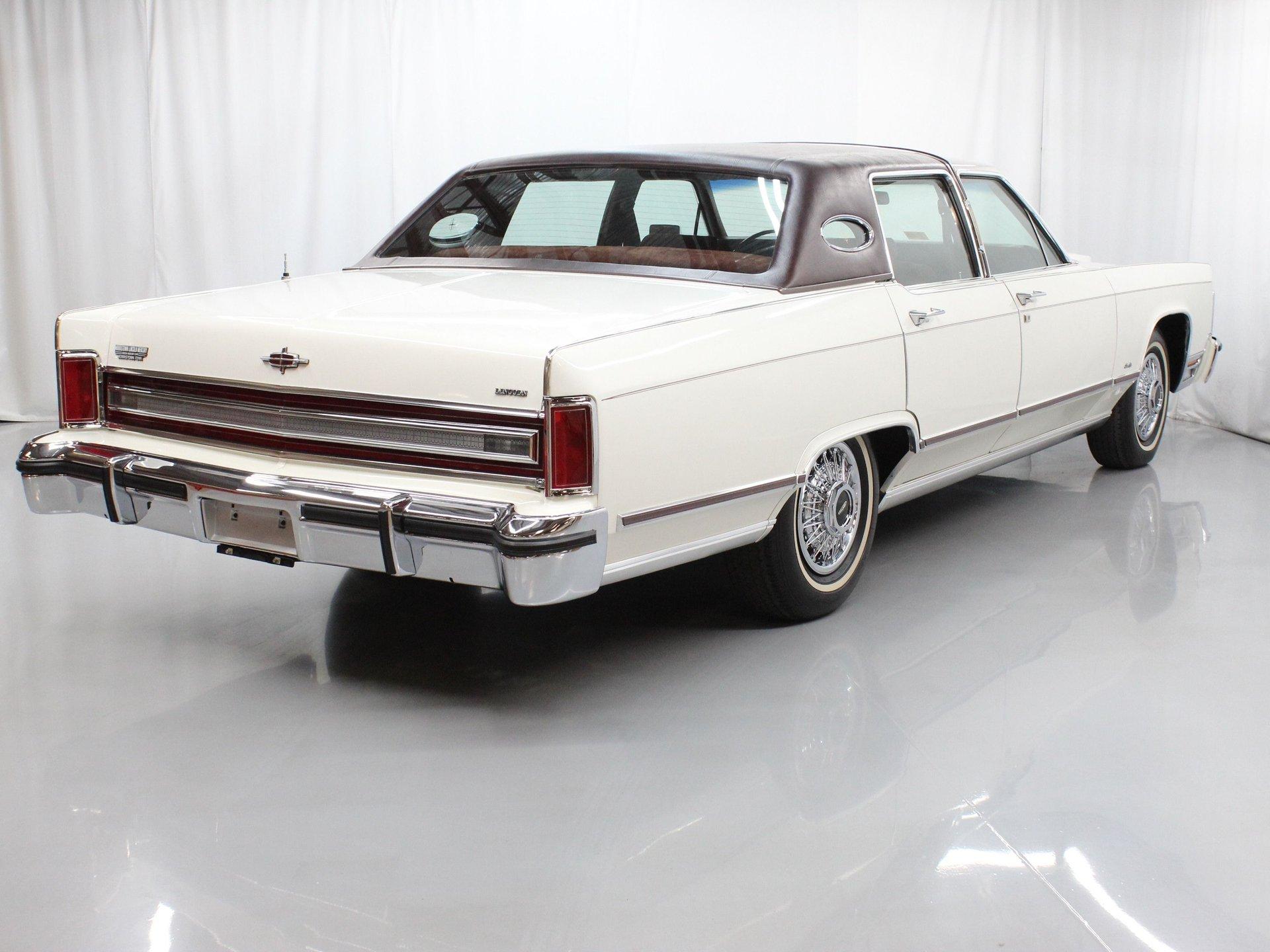 1979 Lincoln Continental