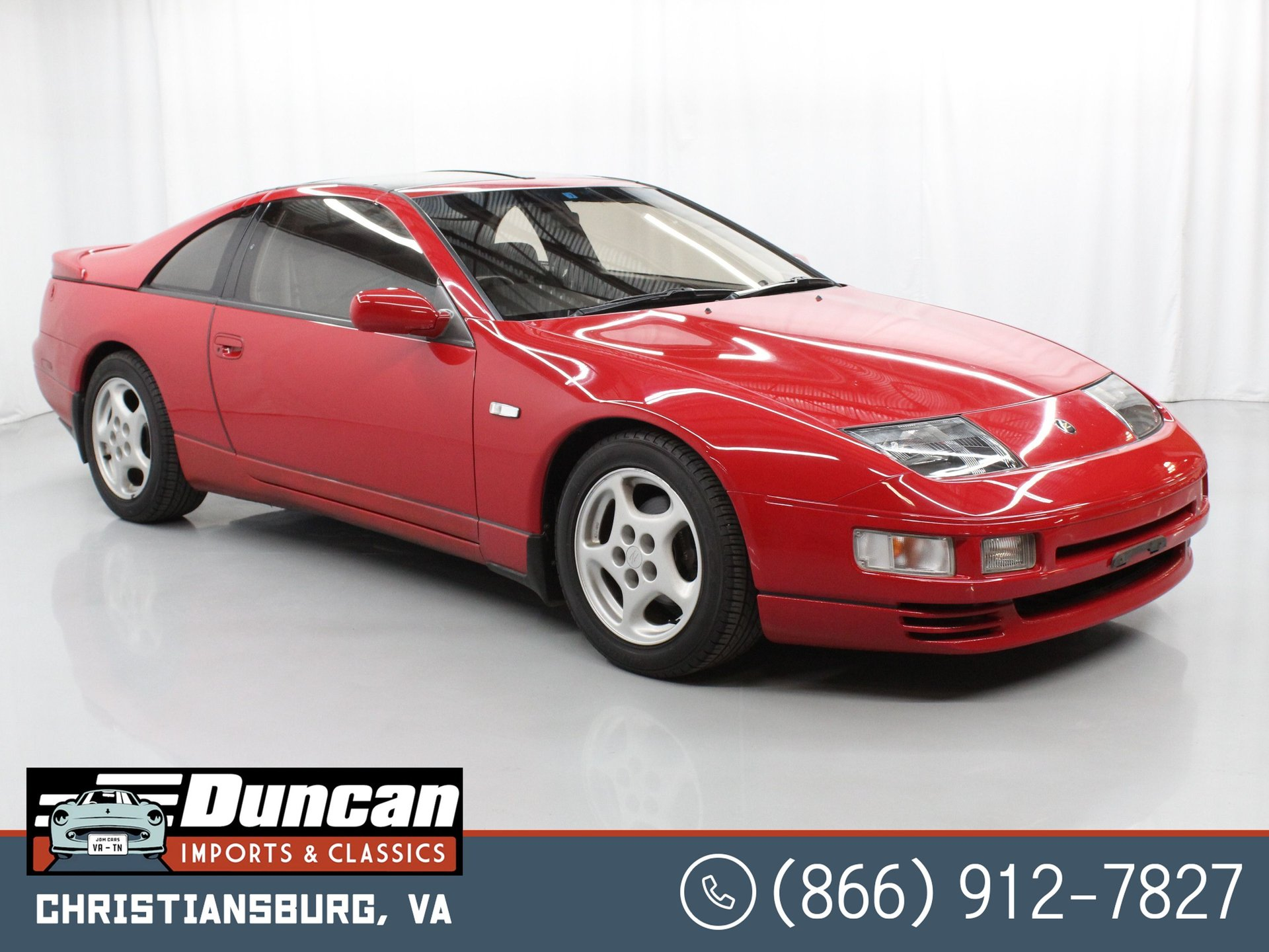 1990 nissan fairlady 300zx twin turbo 2 2 t top