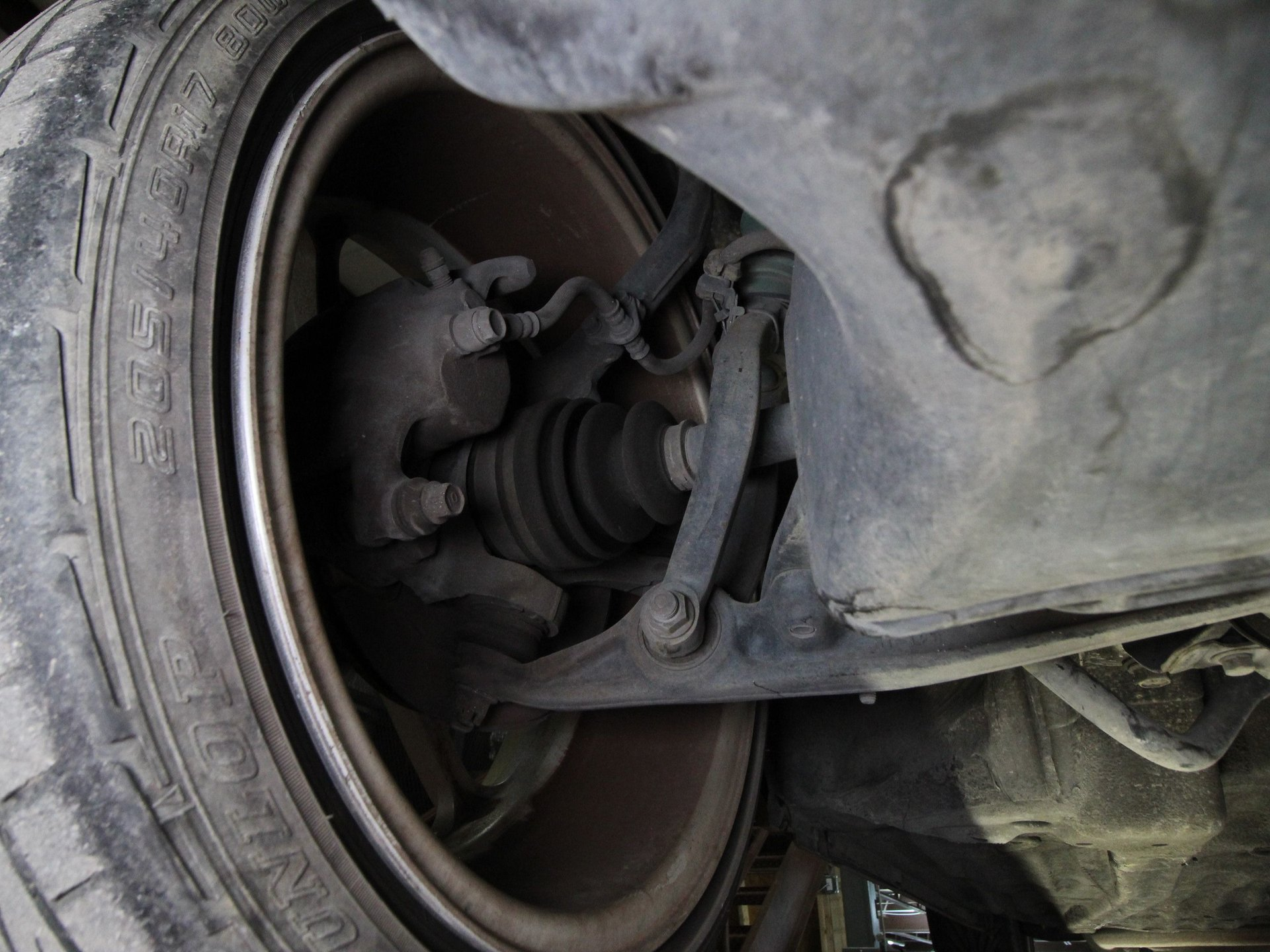 1989 Honda CR-X
