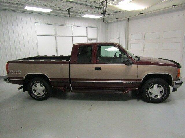 1997 GMC Sierra 1500