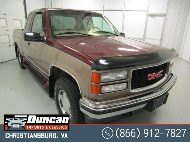 1997 gmc sierra 1500 slt wideside