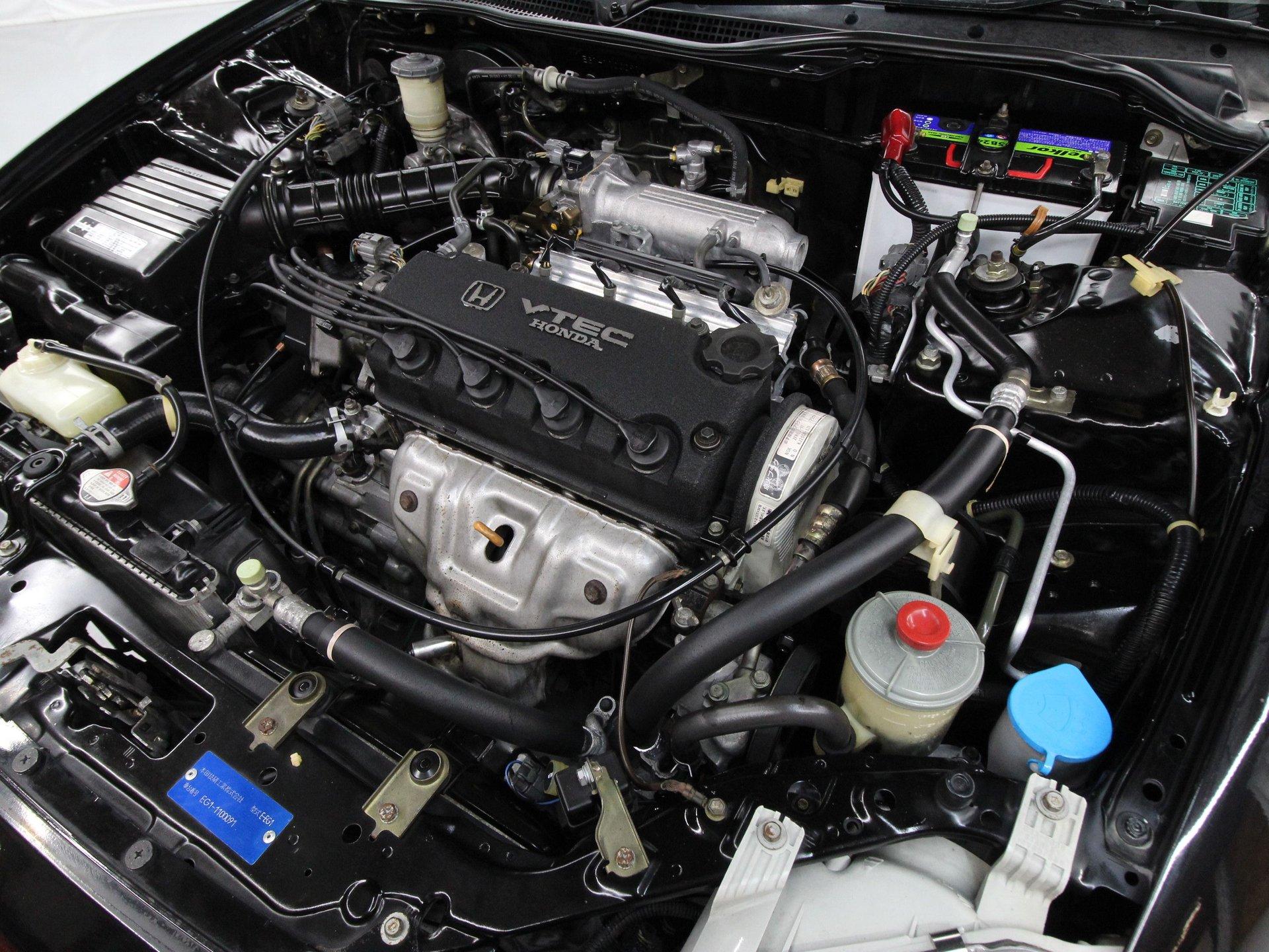 1993 Honda CR-X del Sol