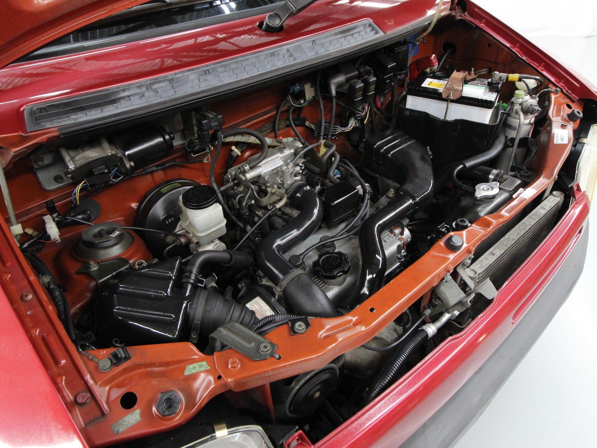 1995 Mazda AZ Wagon