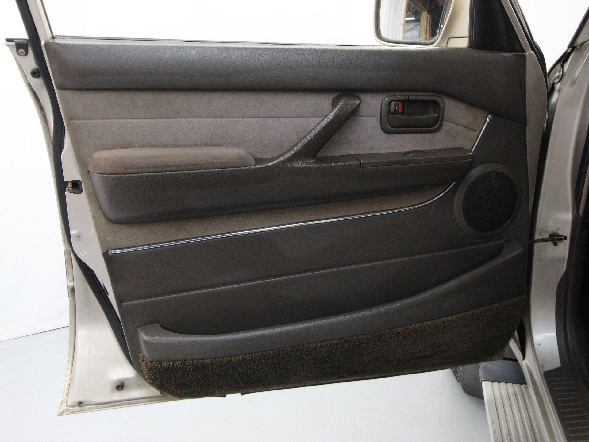 1991 Toyota Land Cruiser