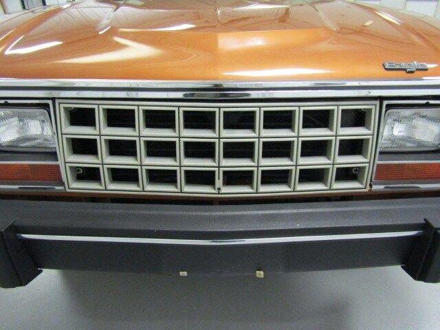 1986 AMC Eagle