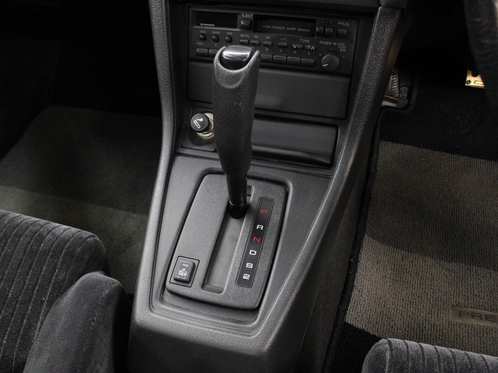 1987 Honda Prelude