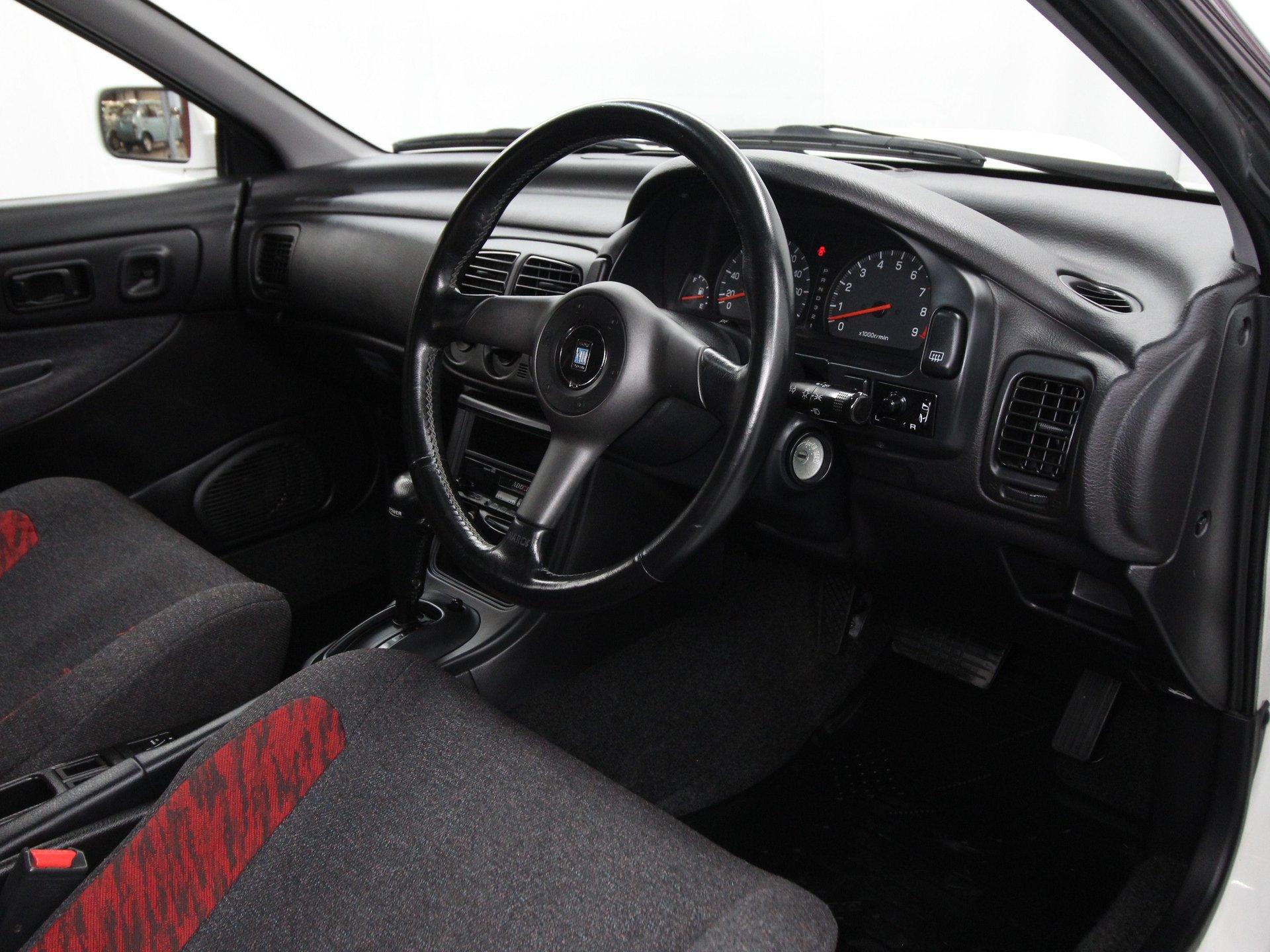 1993 Subaru Impreza