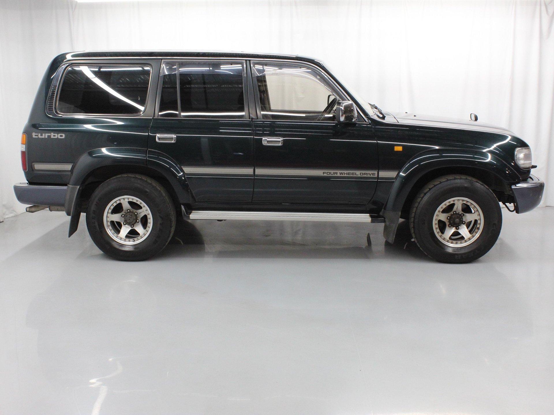 1993 Toyota Land Cruiser