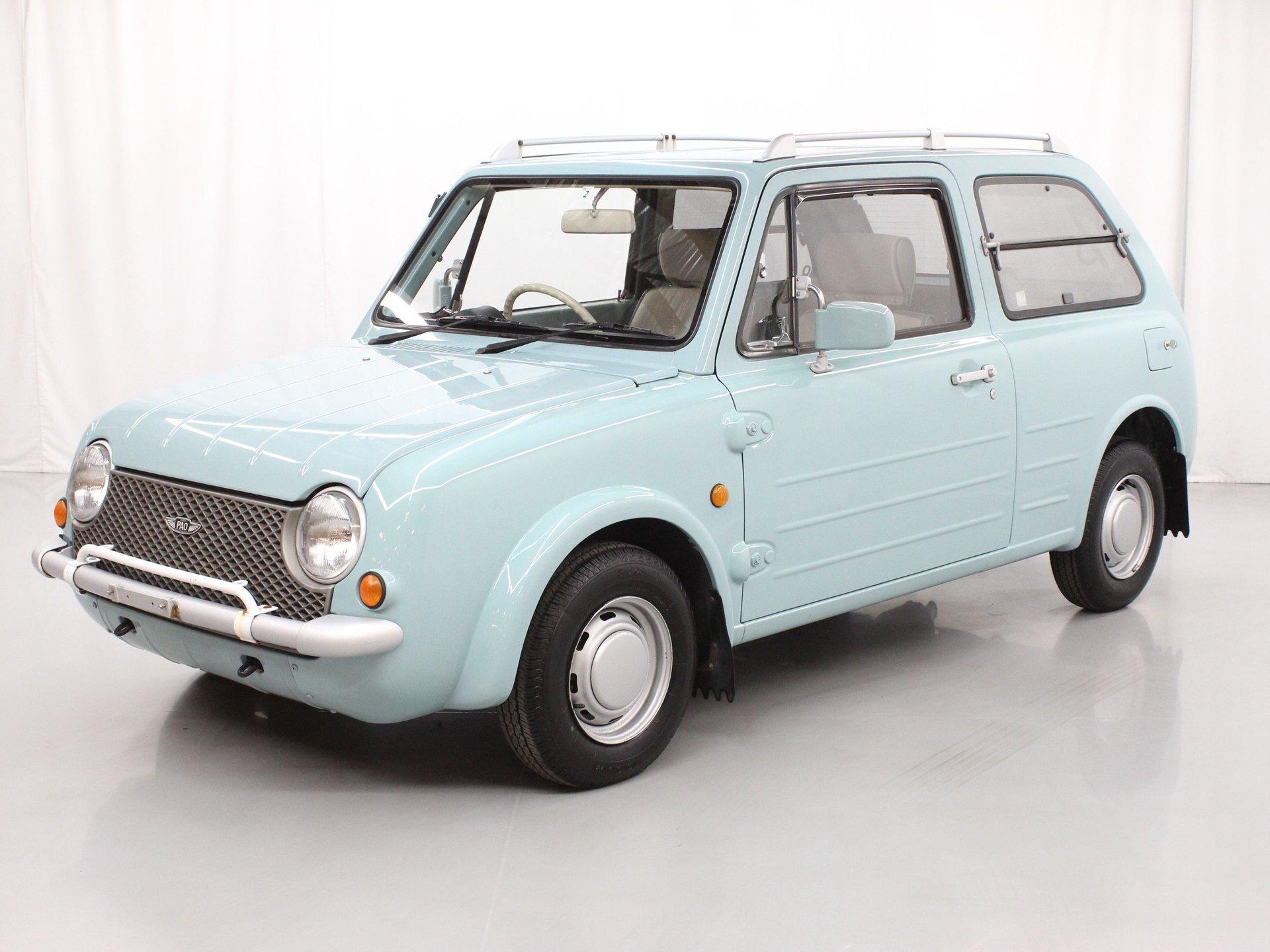 1989 Nissan Pao