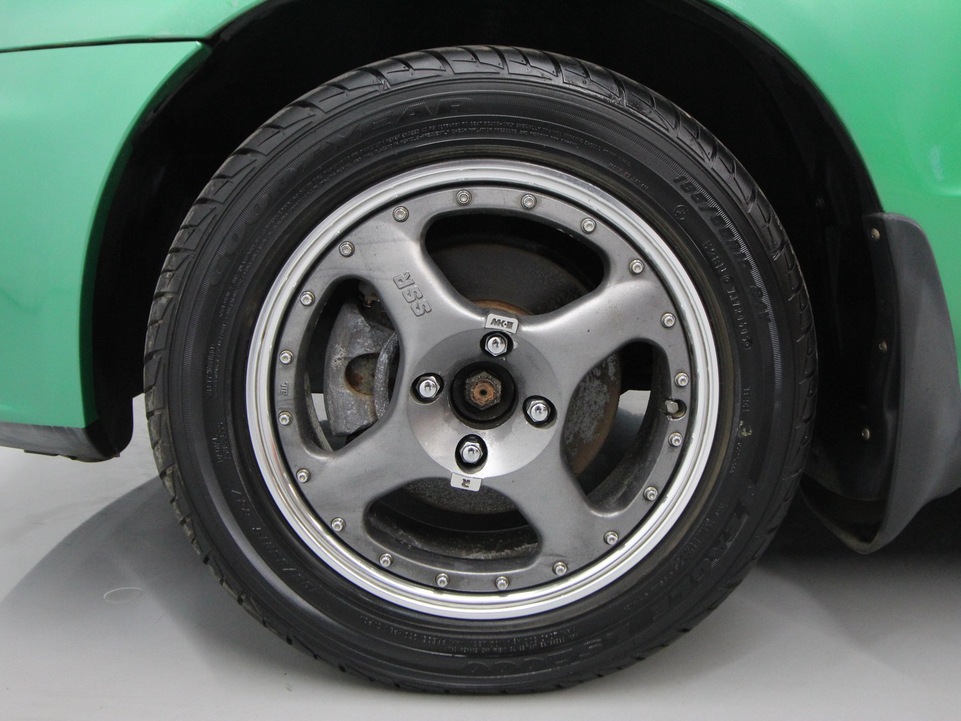 1992 Honda CR-X del Sol