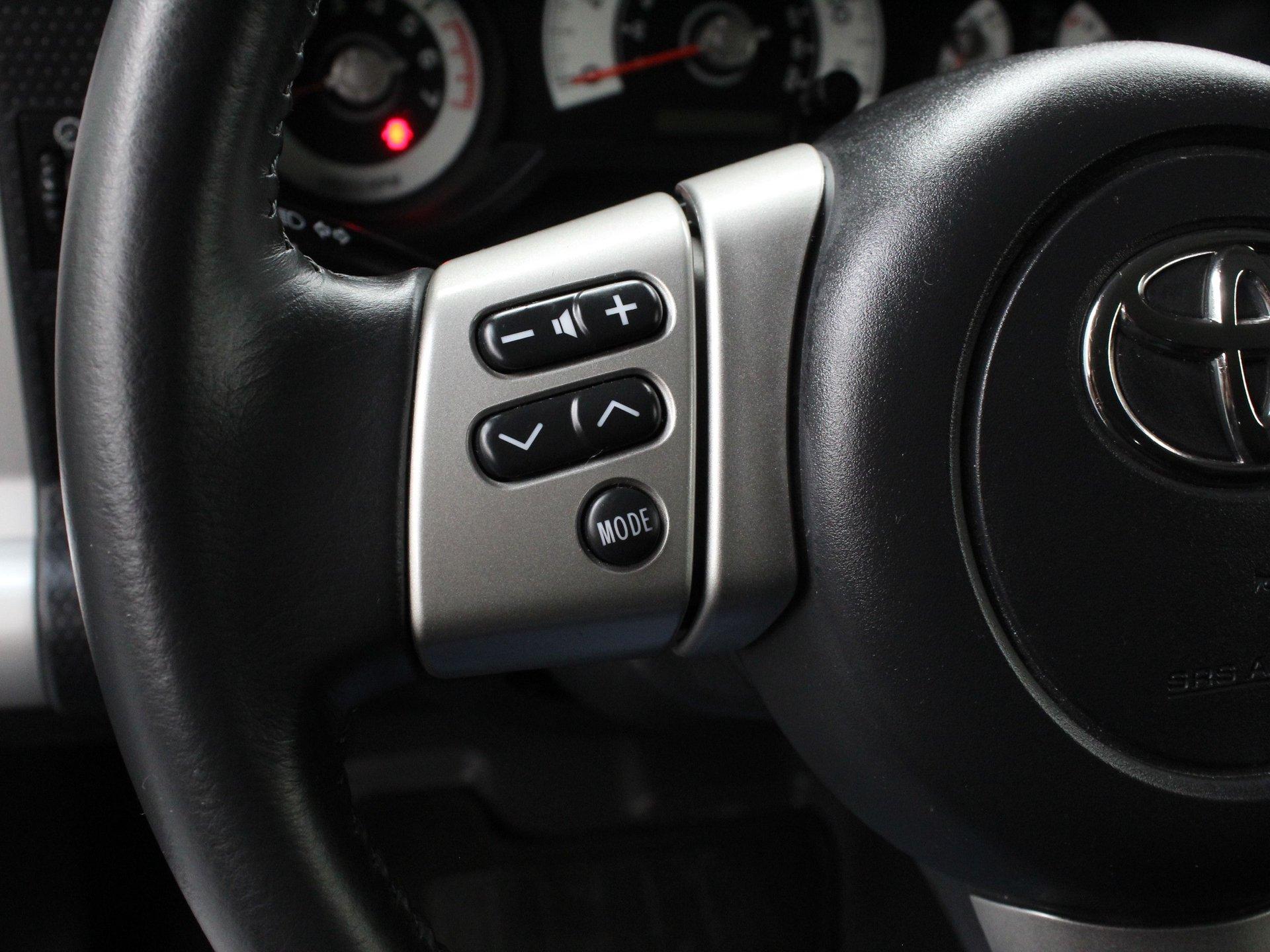 2012 Toyota FJ Cruiser