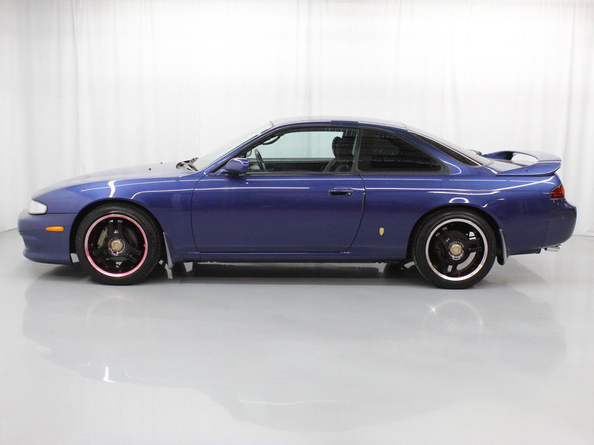 1995 Nissan Silvia