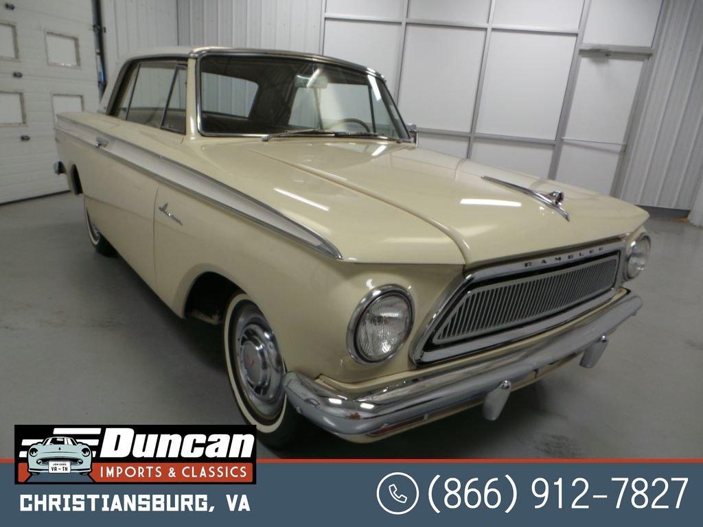 1963 amc rambler american 440