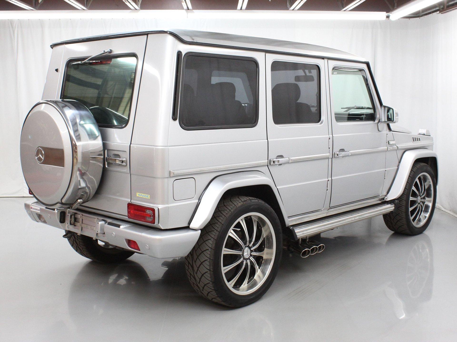 1995 Mercedes-Benz G 320