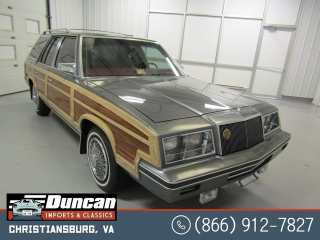 1982 chrysler town country