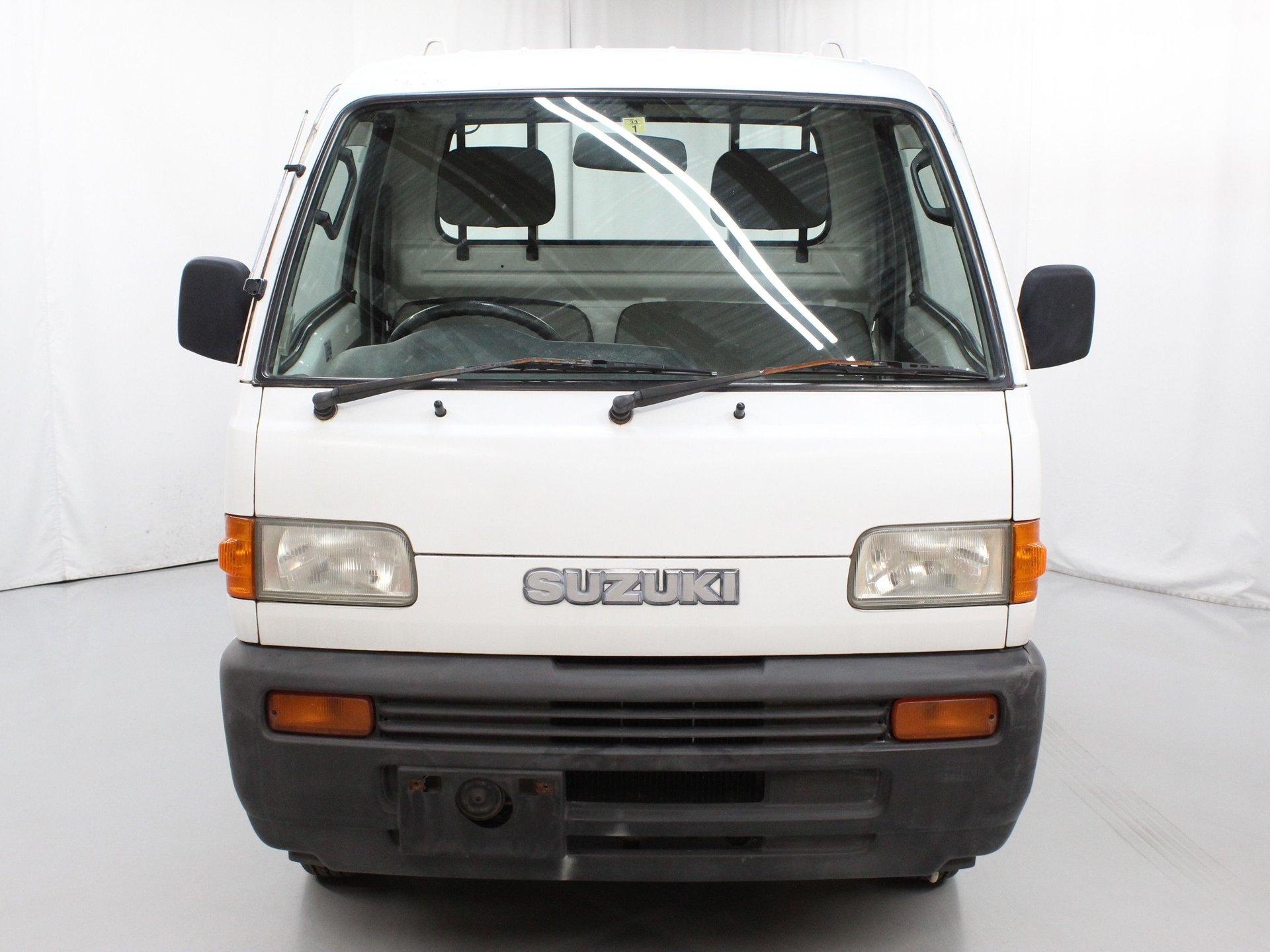 1996 Suzuki Carry