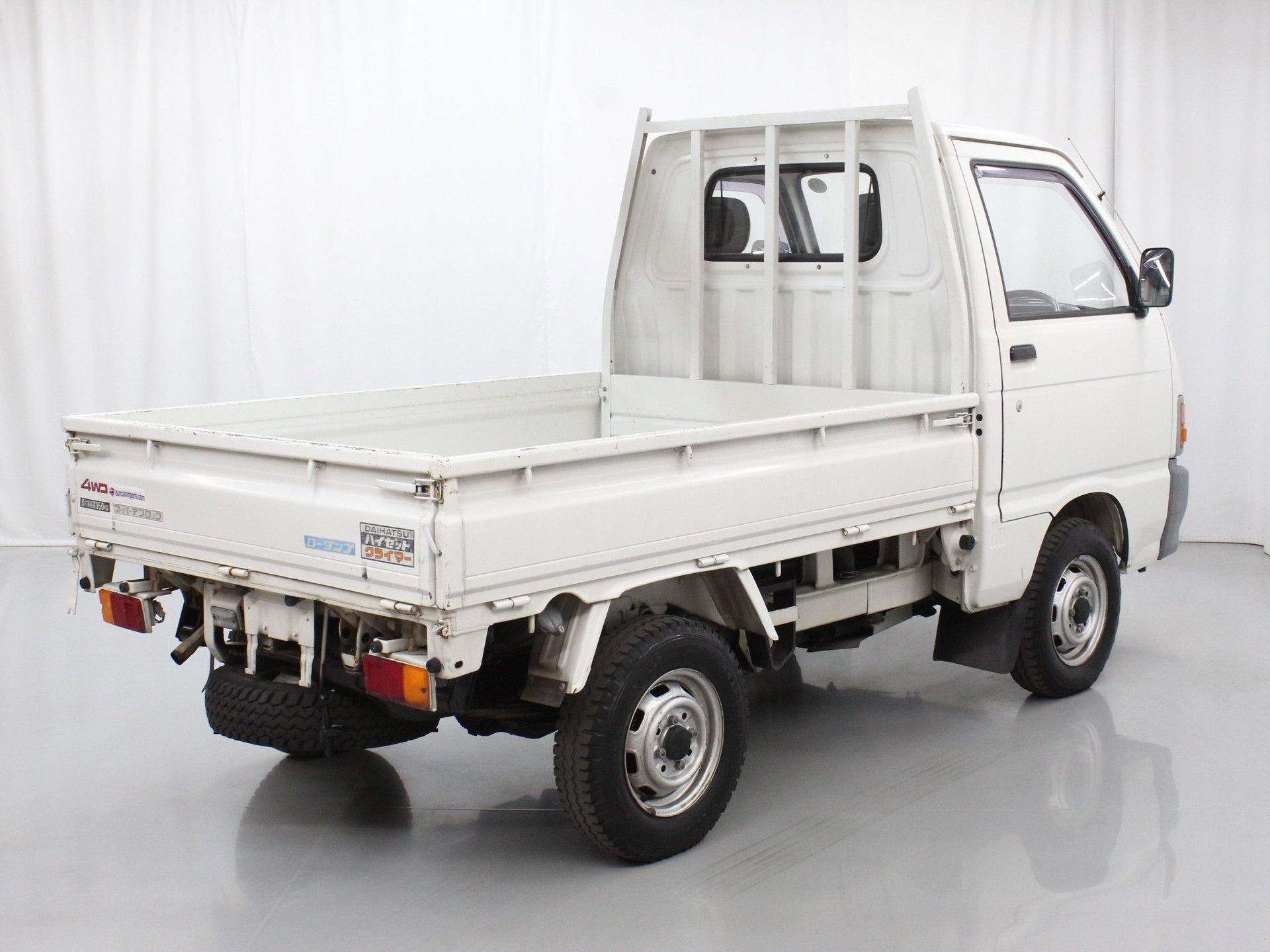 1993 Daihatsu HiJet