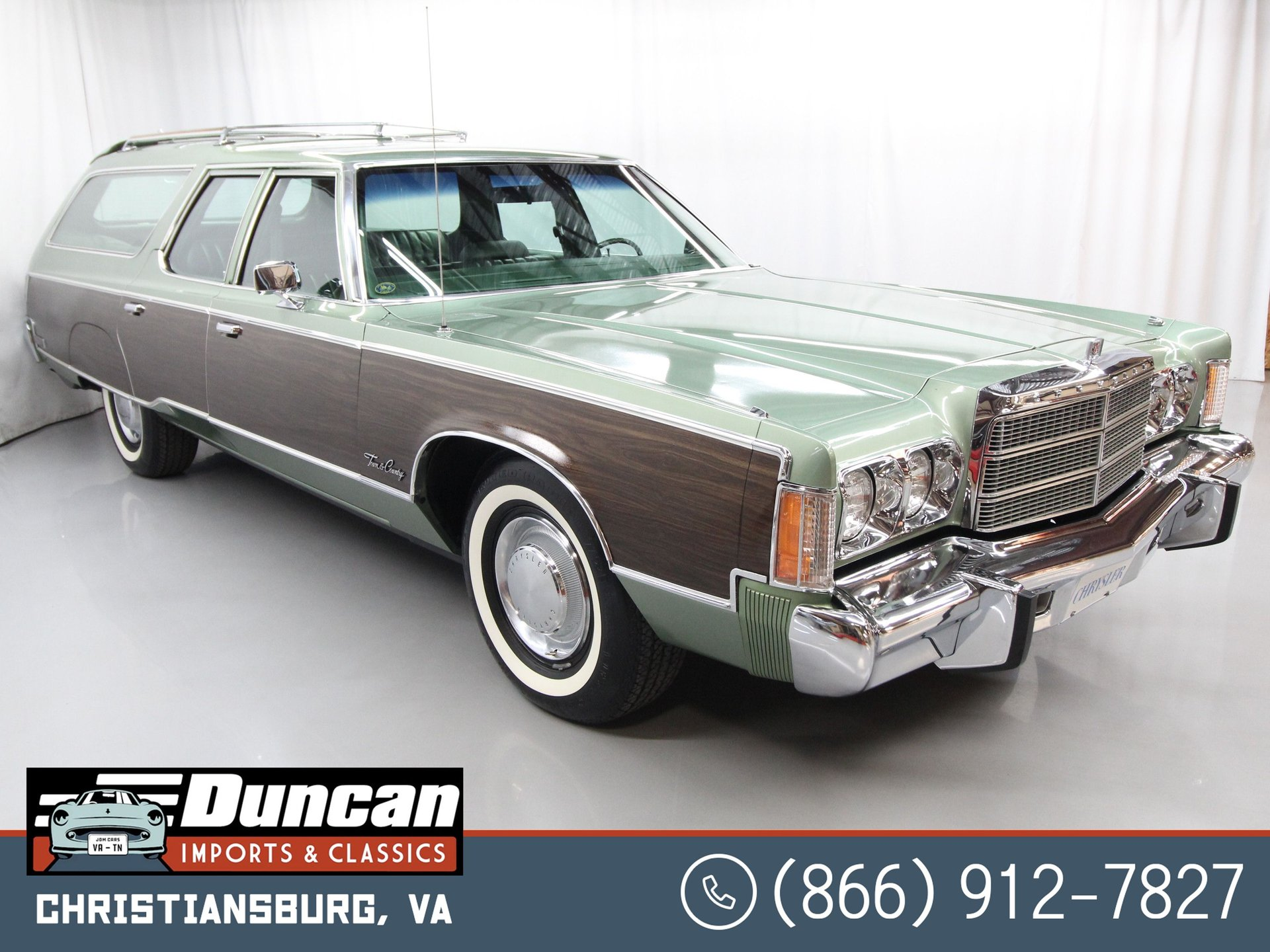 1976 chrysler town country