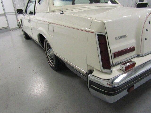 1982 Lincoln Continental