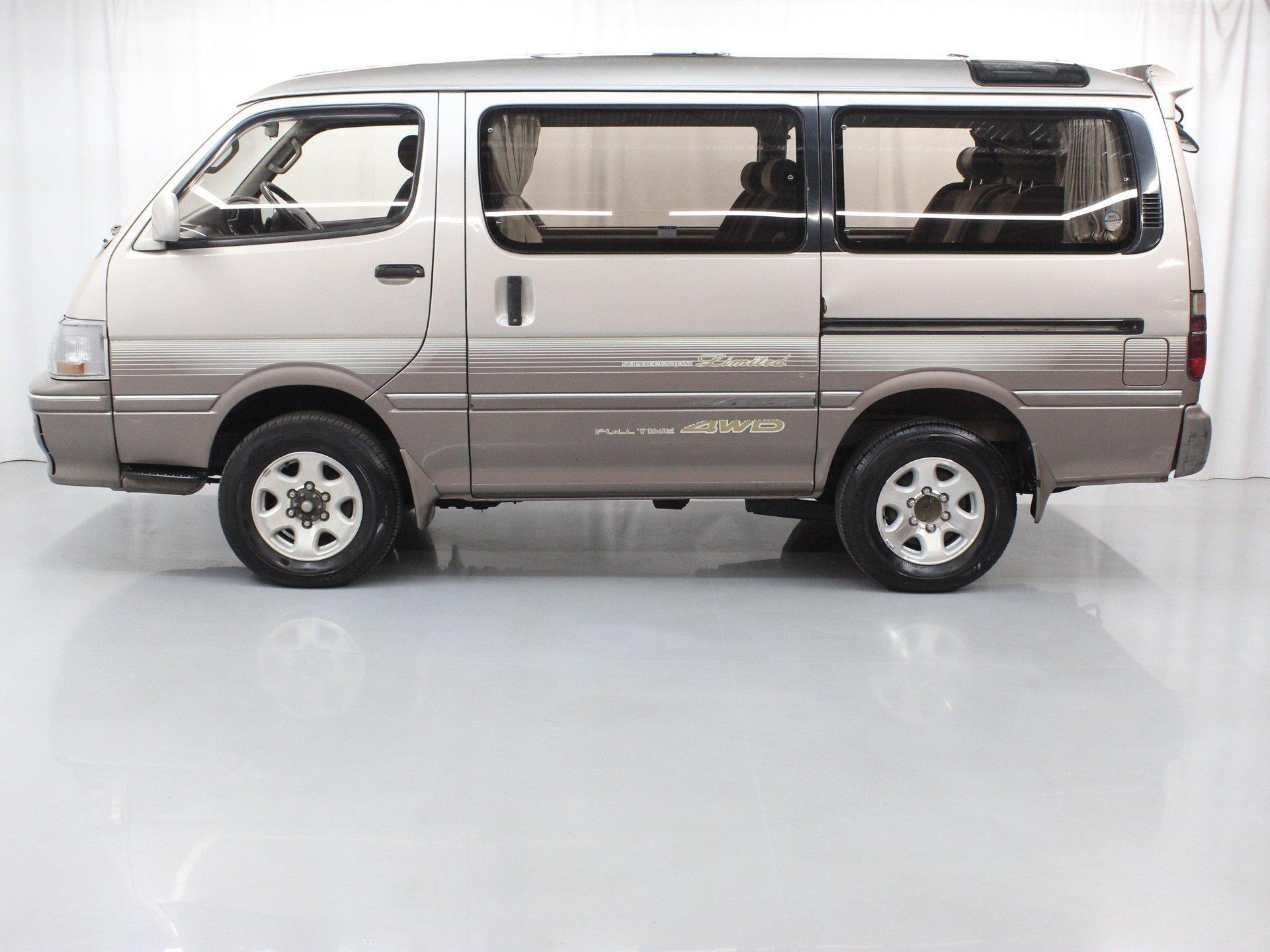 1994 Toyota HiAce