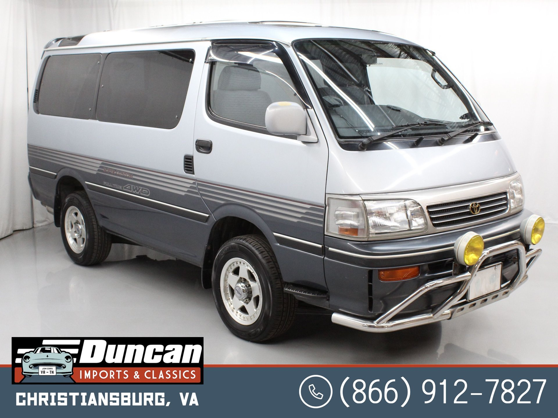 1994 toyota hiace super custom