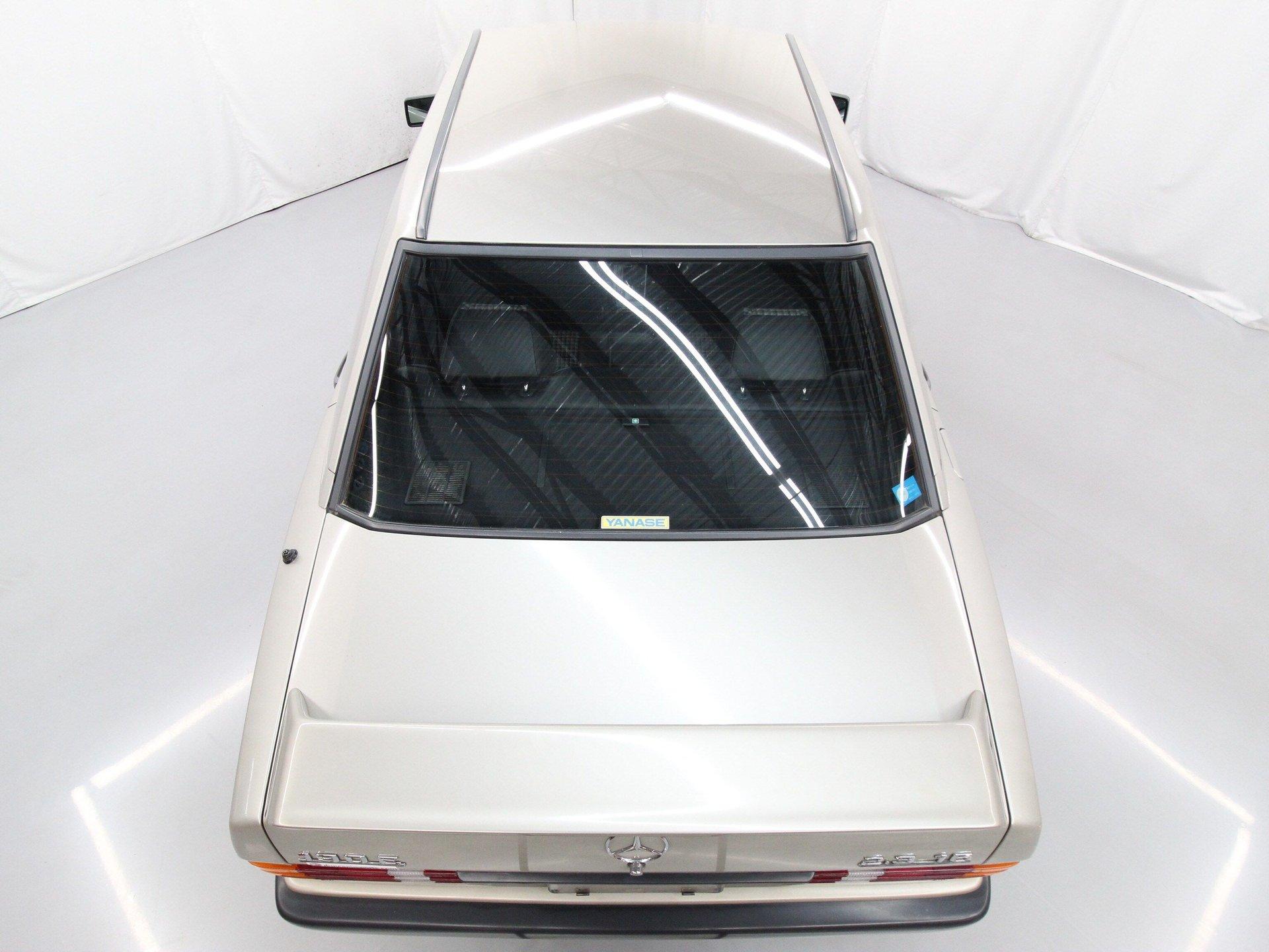1986 Mercedes-Benz 190 E