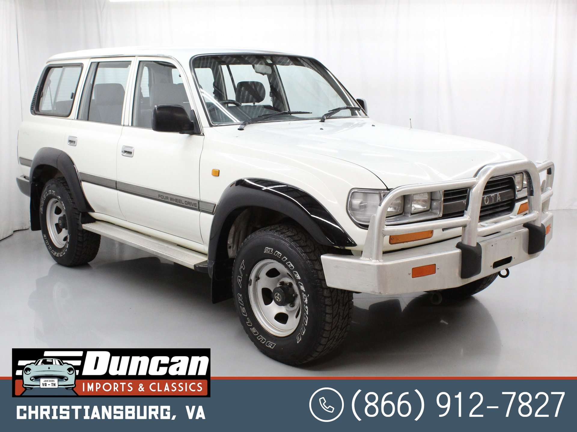 1994 toyota land cruiser gxl