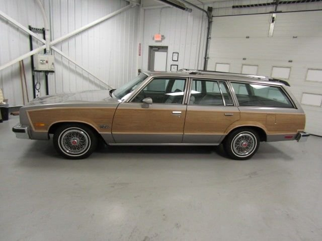 1983 Chevrolet Malibu Estate