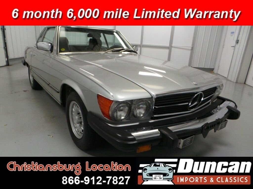 1982 mercedes benz 380 380sl