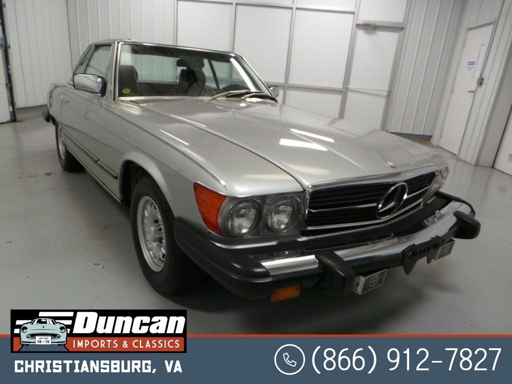 1982 mercedes benz 380 380sl