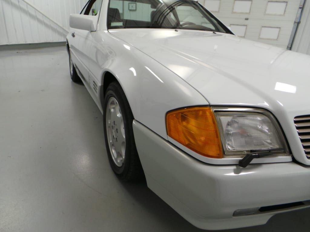 1993 Mercedes-Benz 500