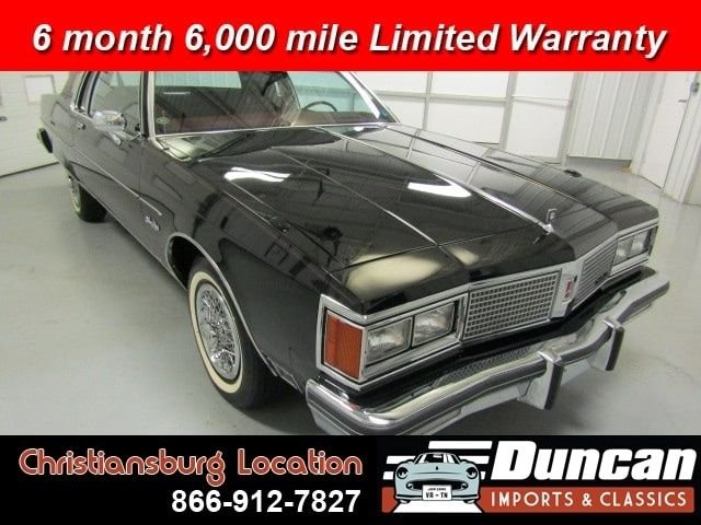 1984 oldsmobile ninety eight regency