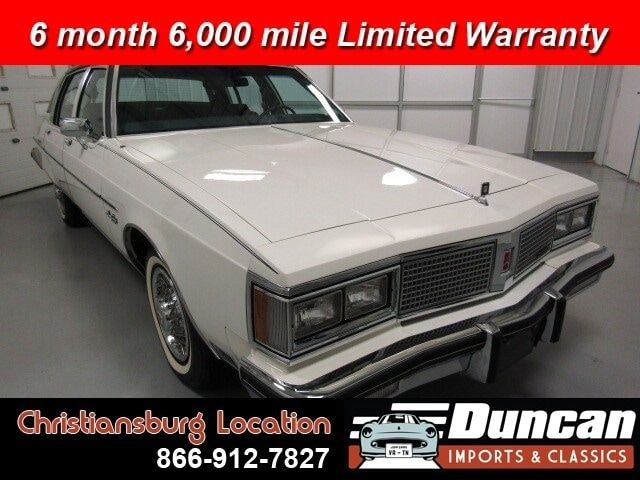 1983 oldsmobile ninety eight regency