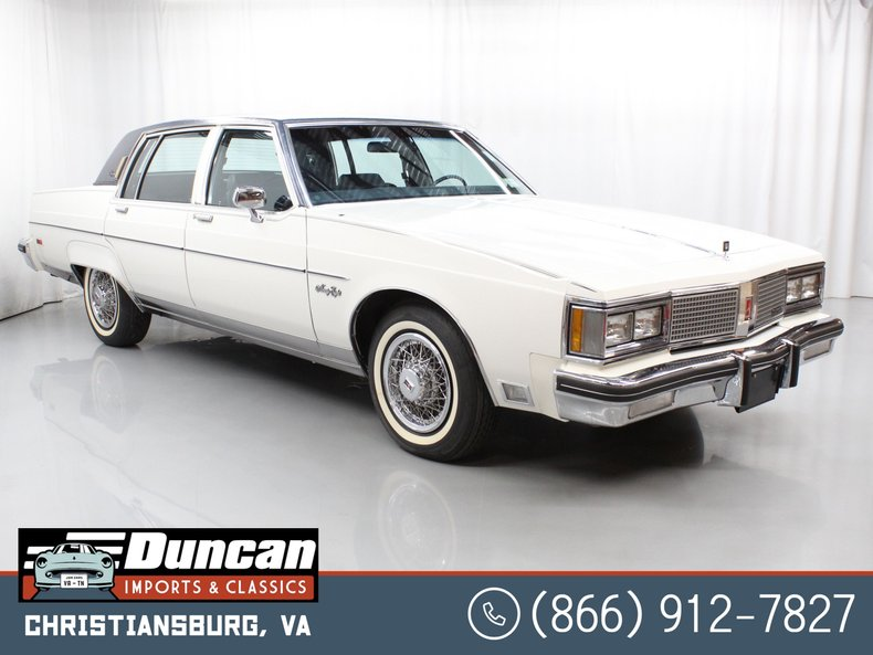 1983 Oldsmobile Ninety-Eight